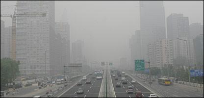 More smog